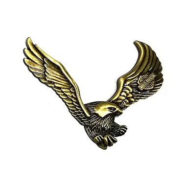 мотоциклетной украшения эмблемы наклейки - полет Harley орлов (сплав цинка)