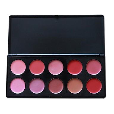 Lipglosses Tør / Mineral Gelé Farvet glans