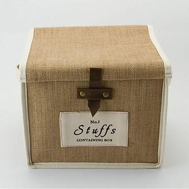 Skladovací krabice Uhlíková vlákna / Netkané svlastnost je S víčkem / Cestování , Pro Spodní prádlo / Látka