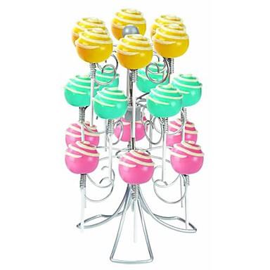 Cake Pop Decorating Display Stand Lollipop Server Cooling Rack
