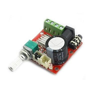 Mini-Digital-Audio-Verstärker 10W + 10W / 2-Kanal-Verstärker / diy Modulklasse d hifi 2.0 (12 V DC)