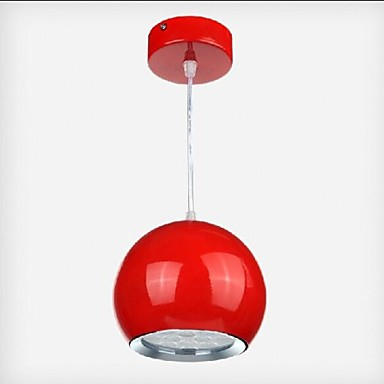 Buy Pendant Light , Modern/Contemporary Globe Painting Feature LED MetalDining Room Kitchen Study Room/Office Kids Game