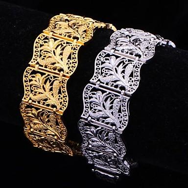Damen vergoldet Armband Wickelarmbänder - Modisch Silber Golden Armbänder Für Hochzeit Party Besondere Anlässe