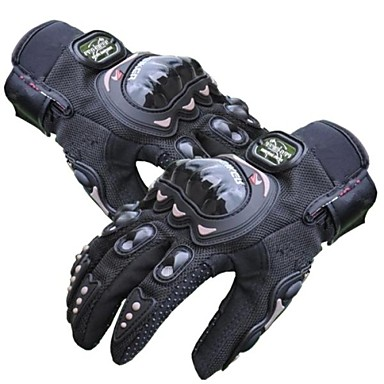 PRO-BIKER Sports Gloves Bike Gloves / Cycling Gloves Keep Warm / Quick Dry / Wearable Full finger Gloves Silicone / Cotton Fibre / Lycra
