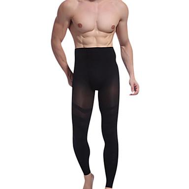 oameni de moda 's fesă subțire de transport de picior subțire pantaloni nouă slăbire corp pantaloni formator strânge ny021 salba