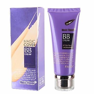 профессиональный макияж уход за лицом магия крышка BB крем натуральный Foundation Basic