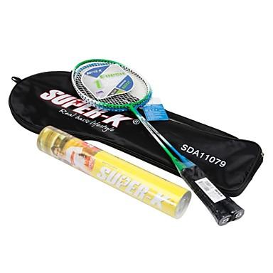 Badmintonrackets Shuttle Slijtvast Lage Luchtweerstand Hoge Sterkte Hoge Elasticiteit Duurzaam 1 Stuk voor