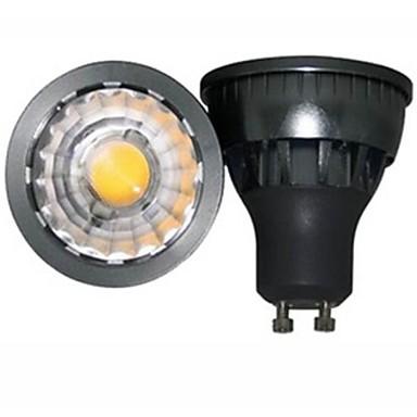 GU10 Точечное LED освещение A60(A19) COB 500LM lm Тёплый белый / Холодный белый Регулируемая / Декоративная AC 220-240 V