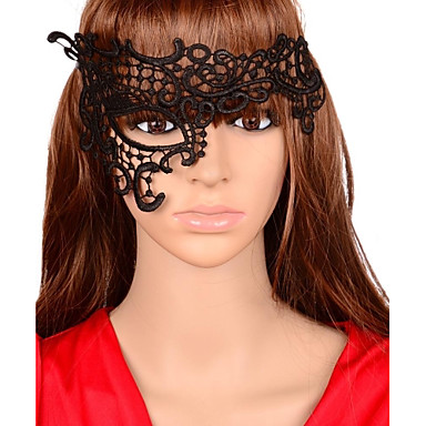 Dance Accessories Women's Lace Polystyrene Christmas Halloween