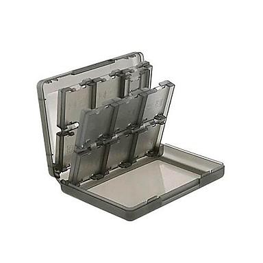 Aufbewahrungsbox für Karten Für Nintendo 3DS Aufbewahrungsbox für Karten ABS 1 pcs Einheit