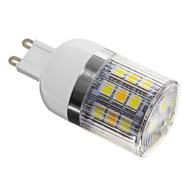 4W E14 / G9 / E26/E27 Becuri LED Corn T 31 SMD 5050 280 lm Alb Natural AC 220-240 V