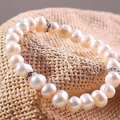 Damen Perle - Perle Kette Armbänder Für Alltag