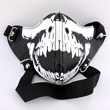 Maske Inspiriert von Tokyo Ghoul Cosplay Anime Cosplay Accessoires Maske PU-Leder Herrn neu heiß