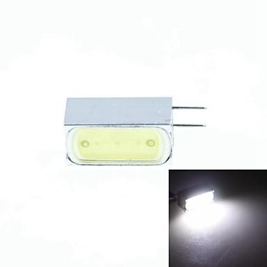 SENCART 90-120lm G4 LED Bi-pin Lights 1 LED Beads COB Warm White / Cold White 12V