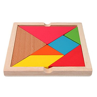 Colorful Wooden Variety Large Building Blocks Puzzle Toys