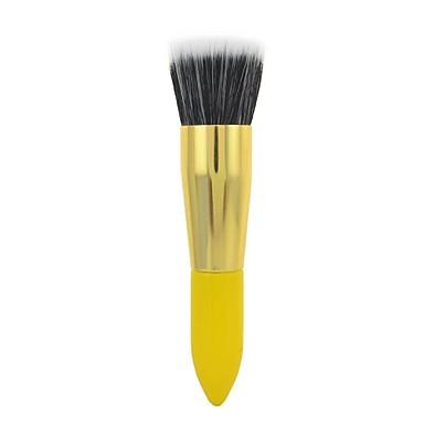 1pcs Professional Makeup Bürsten Grundlagen Pinsel Künstliches Haar Antibakteriell Gesicht Große Pinsel