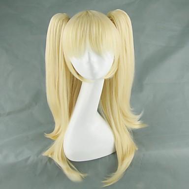 Косплэй парики Косплей Косплей Аниме Косплэй парики 80 См Термостойкое волокно Жен.