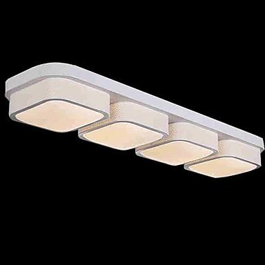 Modern / Zeitgenössisch Unterputz Deckenfluter - LED, 110-120V 220-240V Inklusive Glühbirne