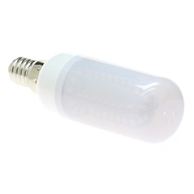 500 lm E14 Becuri LED Corn T 84 led-uri SMD 2835 Alb Rece AC 85-265V