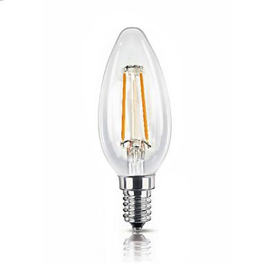 UMEI™ 1pc 1.8 E14 E14 2300 K LED Glühlampen Wechselstrom 220-240V V