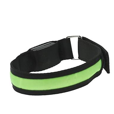 LED-Licht Armband Armband Armband grün (2xCR2032)