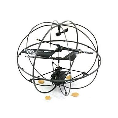 billige Fjernstyrte quadcoptere og multirotorer-RC Drone SYMA 777-286 2.4G Uten kamera Fjernstyrt quadkopter
