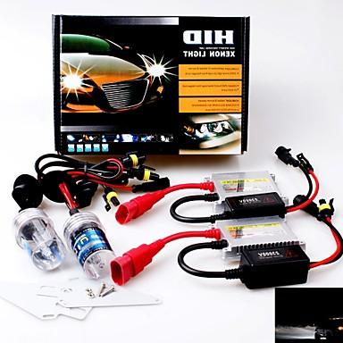 H7 Auto Leuchtbirnen 35W 2400lm HID Xenon Scheinwerfer