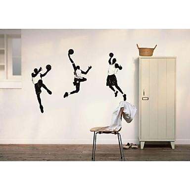 baschet fan NBA decalcomanii autocolante de perete de perete de perete picturi murale