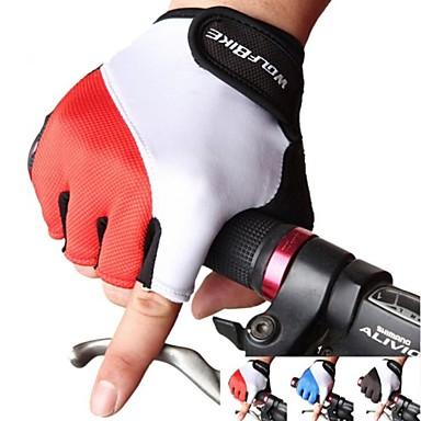West biking Activități/ Mănuși de sport Mănuși pentru ciclism Rezistent la Vânt Rezistent la Ultraviolete Respirabil Rezistent la uzură