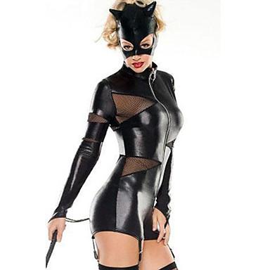 Üniformalar Cosplay Kostümleri Kadın Cadılar Bayramı Karnaval Festival / Tatil Cadılar Bayramı Kostümleri