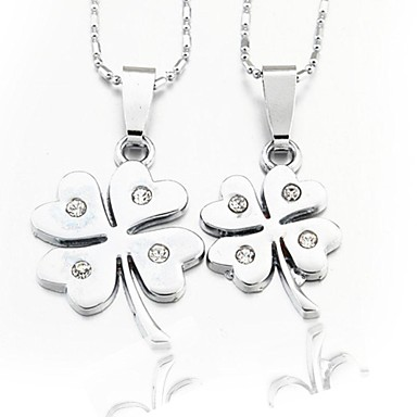 Aleación Anhängerketten - Aleación Modische Halsketten Für Party Alltag Normal