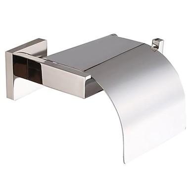 Toiletrolhouder / Roestvast staal / MuurbevestigingRoestvast staal /Modern /16cm(6.3