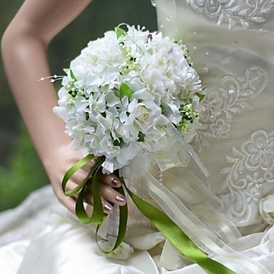 Flori de Nuntă Buchete Nuntă Party / Seara Mătase  9.84
