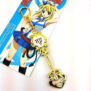 Smykker Inspirert av Eventyr Cosplay Anime Cosplay-tilbehør Halskjeder Legering Dame Varmt