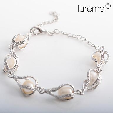 femei picătură de apă în formă de perle brățară cadouri stil elegant
