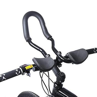 WEST BIKING® Cycling  MTB Aluminum Alloy Triathlon Aero Cycling Suspension Rest Handlebar Rest Handle Bars