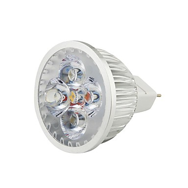 3500 lm GX5.3 LED Spotlight 5 leds Decorative Warm White DC 12V