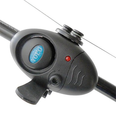 cheap Fishing Rods-Bite Alarm Fishing Bite Alarm Detector 1 pcs Plastics Plastic Sea Fishing Freshwater Fishing Lure Fishing Fishing Baits & Lure Fishing Tackle Fishing / General Fishing