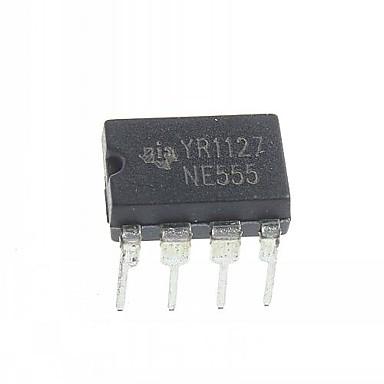 ne555 DIP-8 интегральные схемы (IC 10шт)
