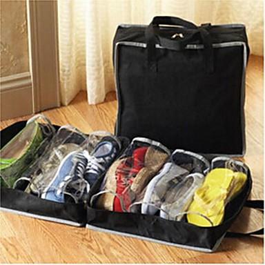 Τσάντες Παπουτσιών Υφαντό μεΧαρακτηριστικό είναι Ταξίδι , Για Παπούτσια