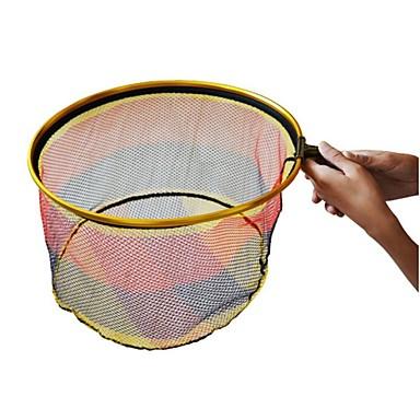 ZheZong ® Quick Dry Colourful Landing Net Without Handle 35cm Z03