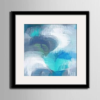 Fantasy Bekeretezett vászon / Bekeretezett szett Wall Art,PVC Fekete Háttéranyaggal a Frame Wall Art