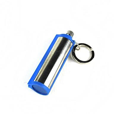 gyufa Túrázás Műanyag Kék / ezüst