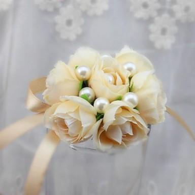Hochzeitsblumen Sträuße Armbandblume Einzigartiges Hochzeits-Dekor Anderen Künstliche Blumen Hochzeit Besondere Anlässe Party / Abend
