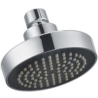 Contemporary Rain Shower Chrome Feature - Shower, Shower Head