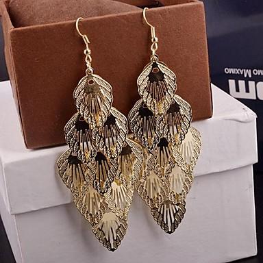 Women's Drop Earrings Personalized Multi Layer European Alloy Jewelry