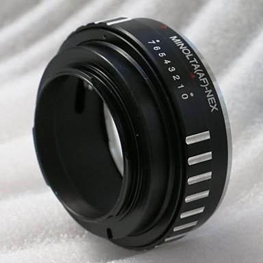 MA AF objektívet a NEX objektív adapter Sony Alpha NEX-3 MINOLTA NEX-5 NEX-7 af-NEX