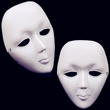 voordelige Maskers voor de feestdagen-Halloweenmaskers Practical joke Gadget Muovi Horrorthema Volwassenen