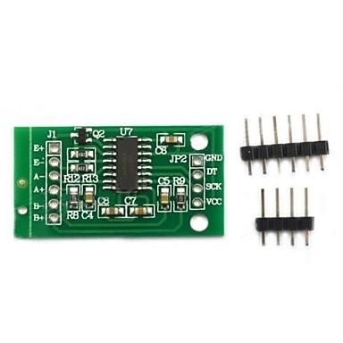 hx711 diy Mikrocontroller mit einem Gewicht von ad-Modul - Armee grün