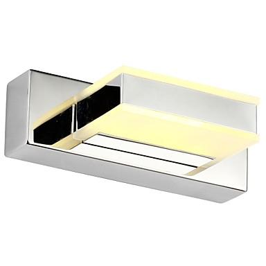 Modern / Contemporary Bathroom Lighting Metal Wall Light 90-240V MAX 4W